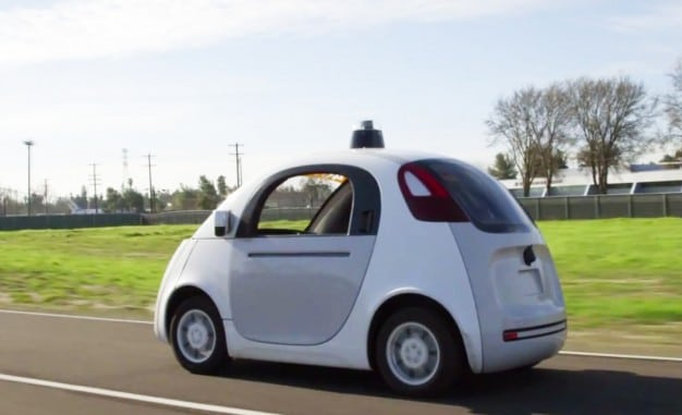 Google's Self Driving Cars Will Soon Hit the Roads