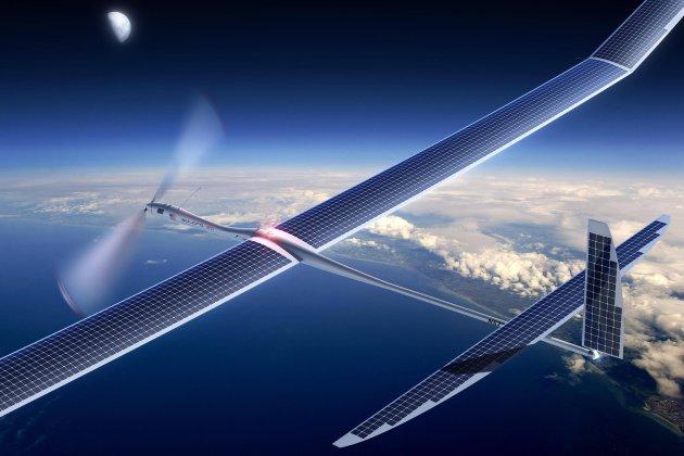 Google's Solar Plane Crashed