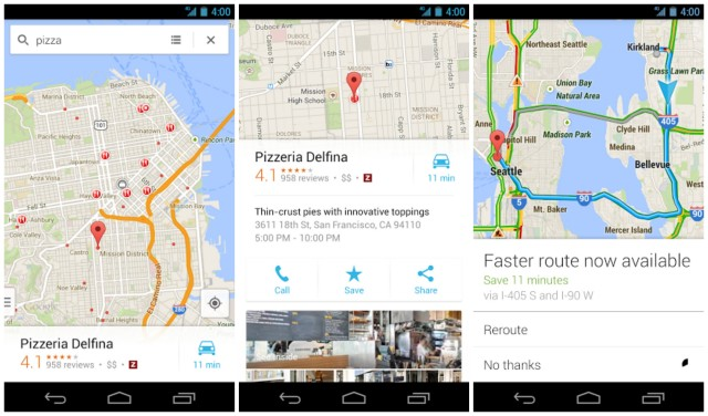 Google Maps For Android - Unaware Features Of Google Maps - Bulletin Tech