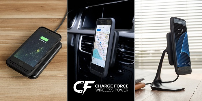 wireless charging iPhone