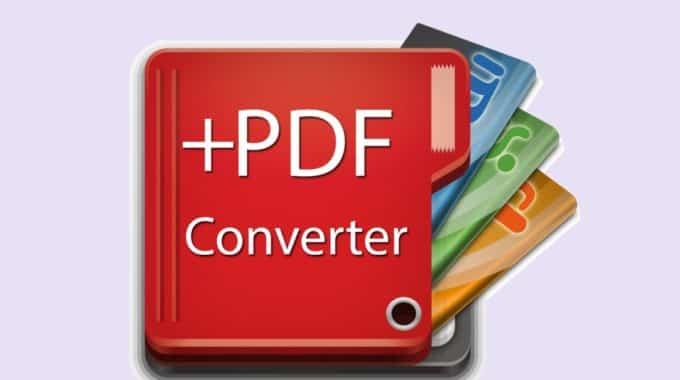 Top 3 PDF Converters