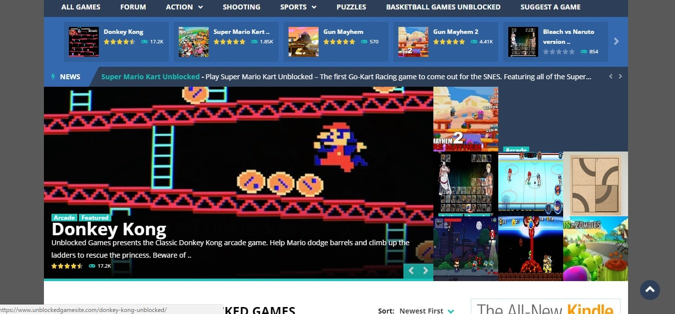 flirting games unblocked games 2017 free
