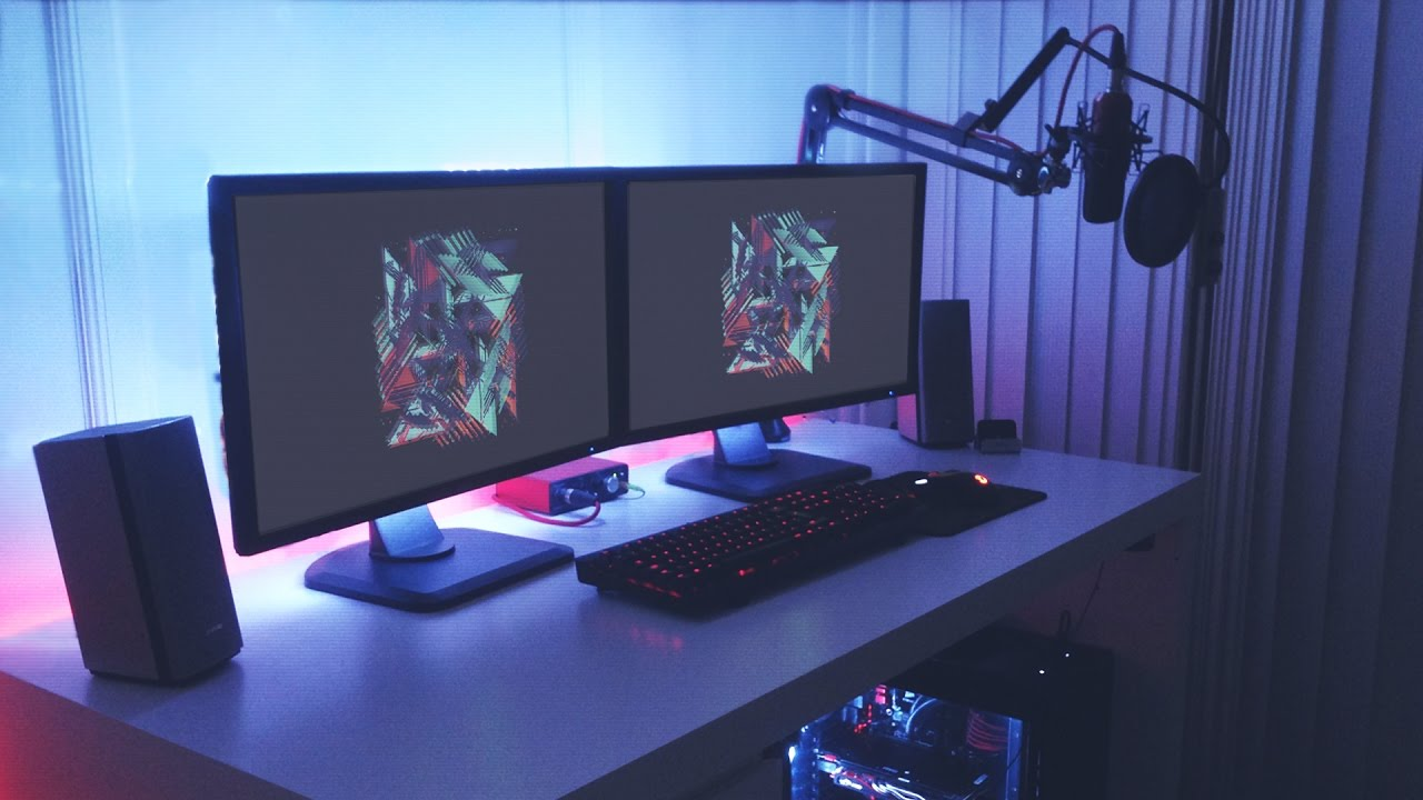 Setting Up Your Gaming Area Bullet In Tech News